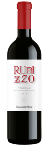 RUBIZZO ROSSO TOSCANA I.G.T. 2018  0,75l